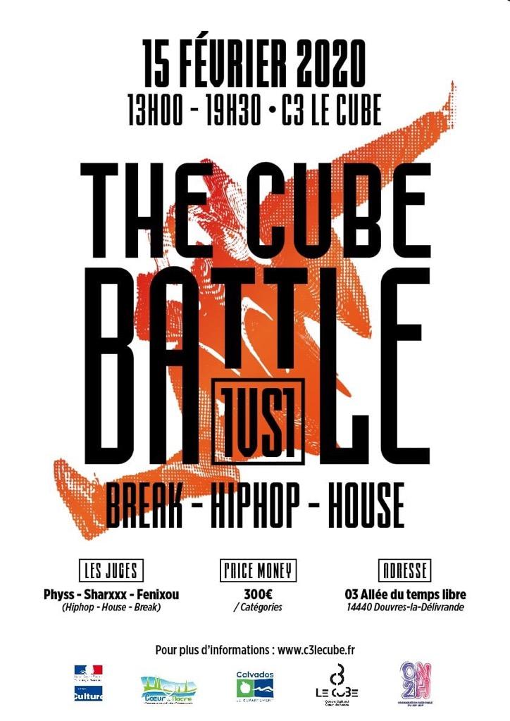 The Cube Battle